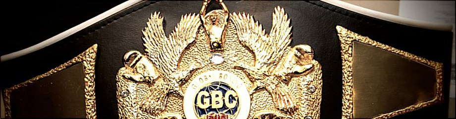 GBC * Global Boxing Council since 1999